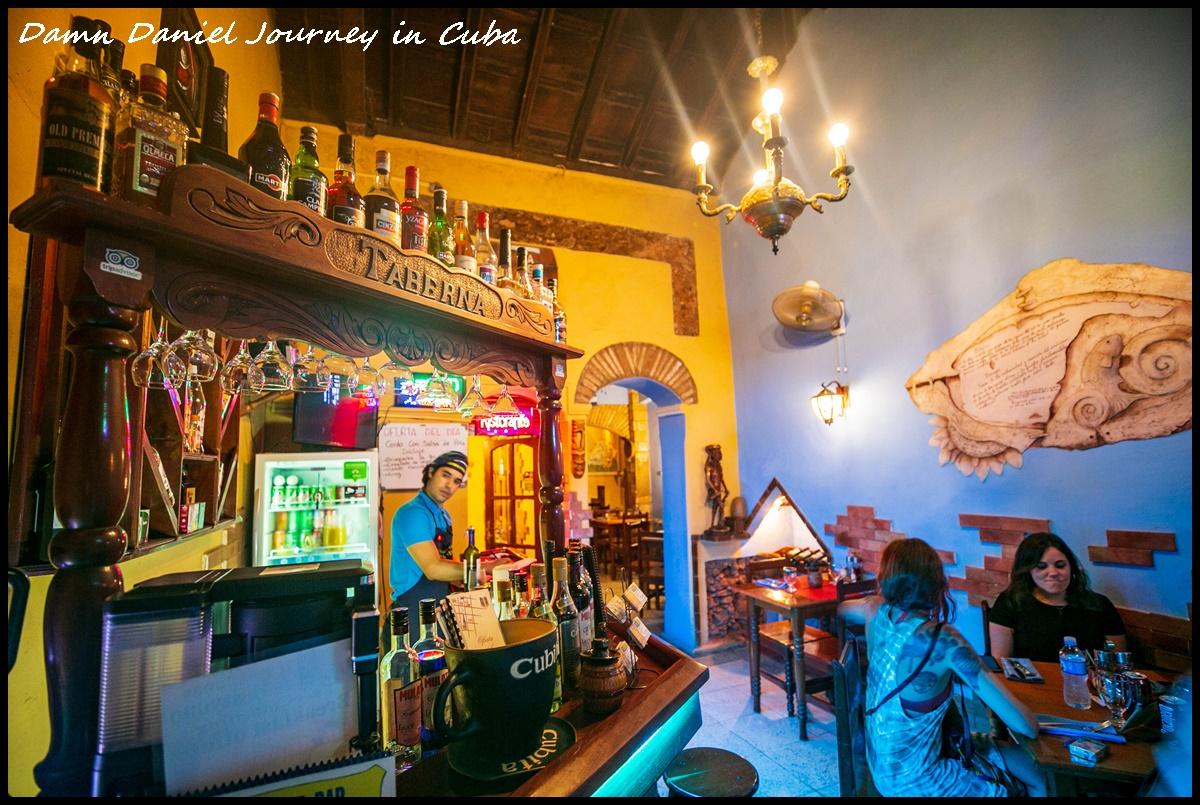 [古巴千里達美食] Ochun y Yemaya 1隻龍蝦僅要9.5CUC(美金) 世界上最便宜的龍蝦饗宴 @小盛的流浪旅程