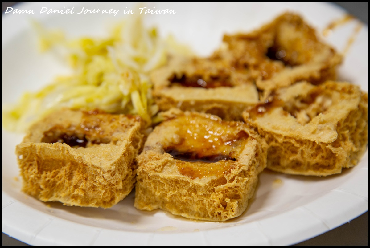 [台中北區] 無名手工臭豆腐(21臭豆腐) 一中街必吃最強銅板美食 台中最美味臭豆腐 @小盛的流浪旅程