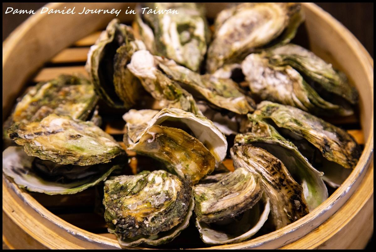 [澎湖馬公] 福牡蠣屋 來到菊島必嚐來自大海的新鮮肥美牡蠣滋味 @小盛的流浪旅程