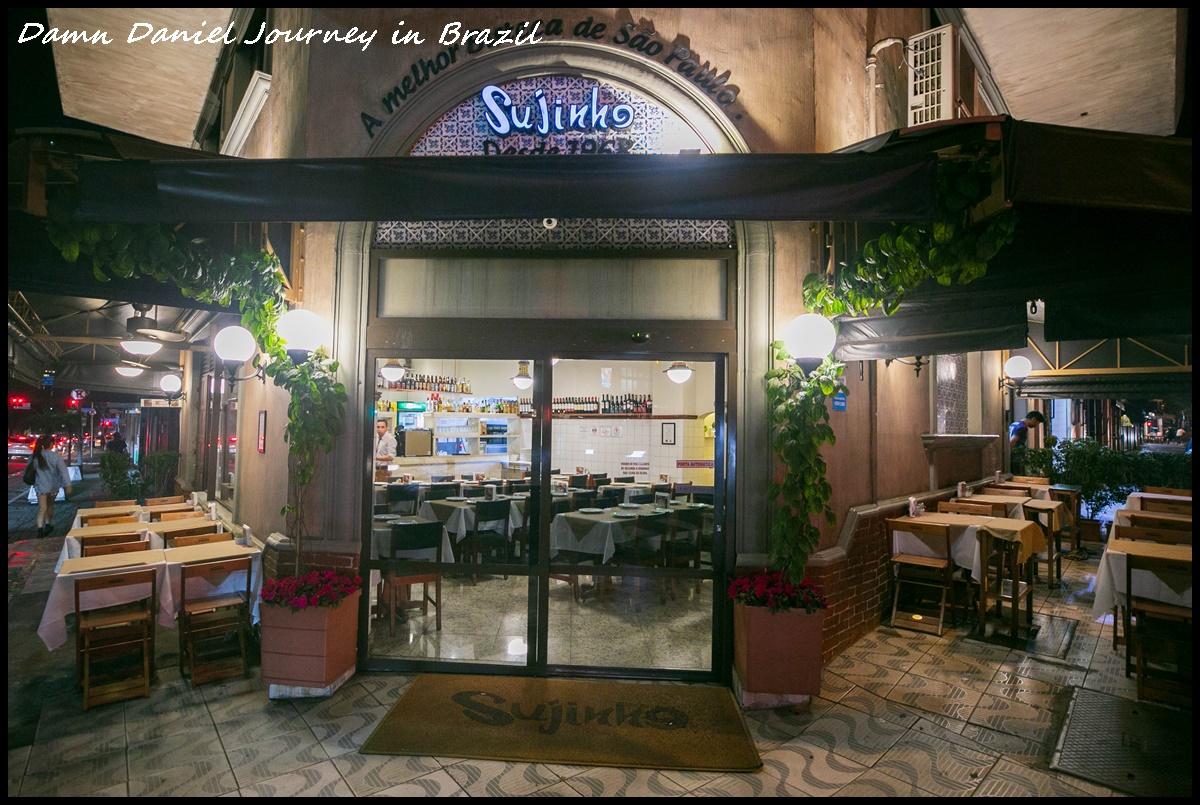 [巴西聖保羅]Sujinho 聖保羅知名牛排餐館 鮮嫩多汁的沙朗牛排及綿密並得過獎項的美味布丁 @小盛的流浪旅程