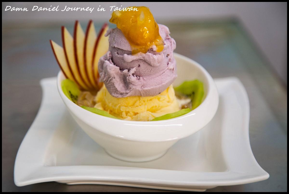 [屏東恆春] 歐戀冰品 有故事、令人感動的的奇特洋蔥冰淇淋 綠豆饌也是另一必吃美味 @小盛的流浪旅程