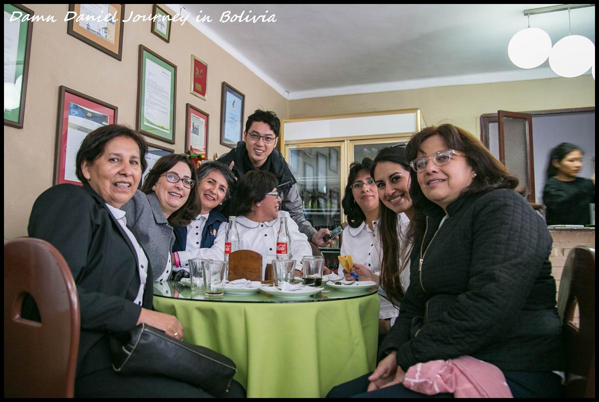 [玻利維亞蘇克雷]El Paso de Los Abuelos 品嚐道地南美洲小吃 極度美味的拉美餡餅(Empanada) @小盛的流浪旅程