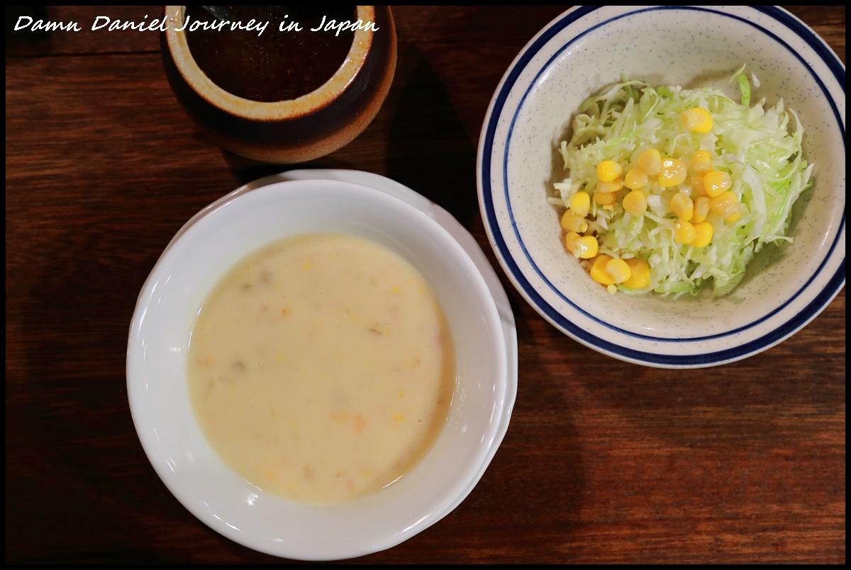 [日本沖繩]名護美食 Flipper潛水員牛排 老字號美式牛排館 蒜泥、檸檬與奶油交織的奇特風味 @小盛的流浪旅程