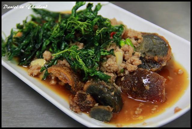 【泰國清邁】鄰近清邁門超值又美味的清粥店 晚餐及宵夜的新選擇 @小盛的流浪旅程