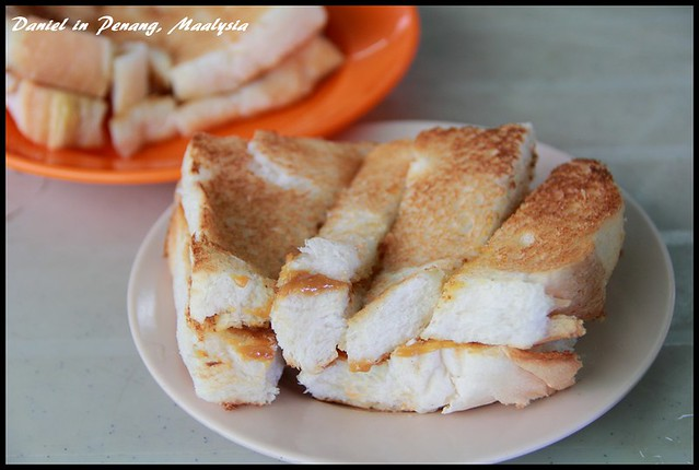 【馬來西亞檳城】迷人的炭燒風味咖椰吐司 多春茶座 @小盛的流浪旅程