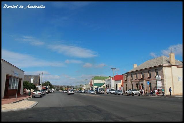 【澳洲塔斯馬尼亞】遺產公路上的歷史城鎮 Campell Town @小盛的流浪旅程
