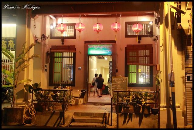 【馬來西亞檳城】Red Inn Heritage 檳城在地老屋改建、價格物超所值的背包客棧 @小盛的流浪旅程
