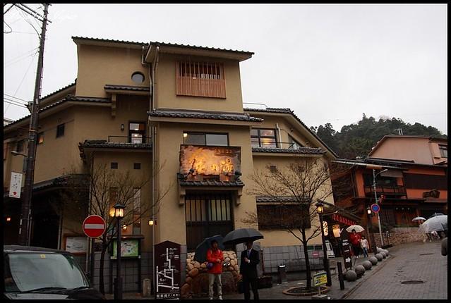 【日本神戶】有馬溫泉金の湯 漫步於日本歷史悠久的溫泉湯 @小盛的流浪旅程