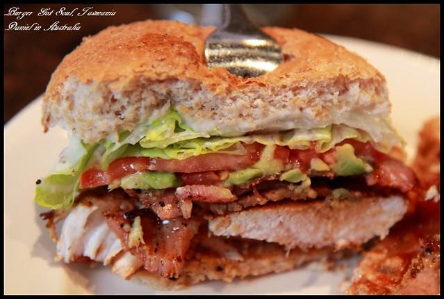 【澳洲朗賽斯頓Launceston】Burger Got Soul 享受美味漢堡的極致饗宴 Tasty Hamburger Feast in Tasmania @小盛的流浪旅程