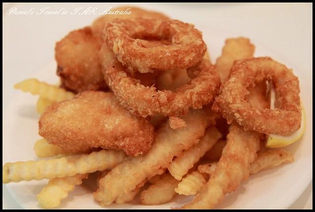 【澳洲塔斯馬尼亞】Schwoch Seafood 隱藏在西海岸之中獨特的美味餐館 @小盛的流浪旅程