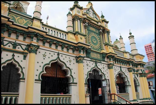【新加坡】小印度 印度廟、清真寺以及中國寺廟交融而成的奇特歷史街道 @小盛的流浪旅程