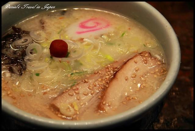 【日本京都】山頭火拉麵 來自北海道旭川的日本道地拉麵 @小盛的流浪旅程