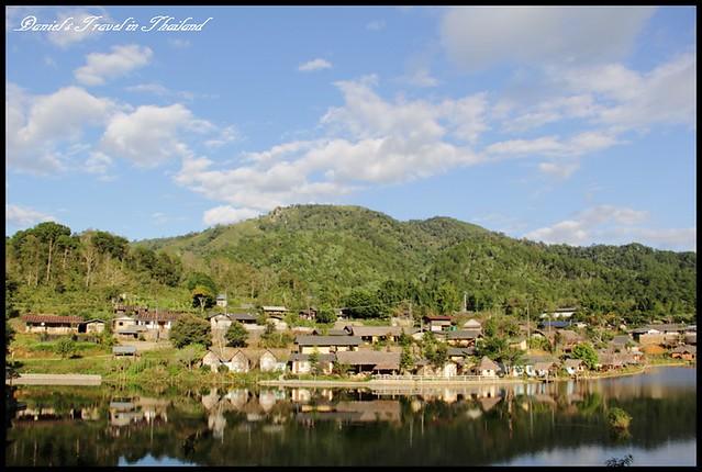 【泰國湄宏順】Ban Rak Thai泰緬邊境華人孤軍村落探險 步行探索另一端未知的國度 @小盛的流浪旅程