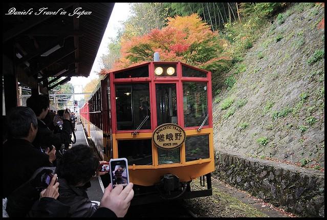 【日本京都】嵐山優美壯闊的賞楓一日行  竹之林、保津峽&嵐山小火車之旅 @小盛的流浪旅程