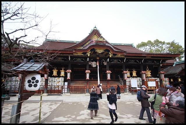 【日本京都】學問之神的神社 北野天滿宮 @小盛的流浪旅程