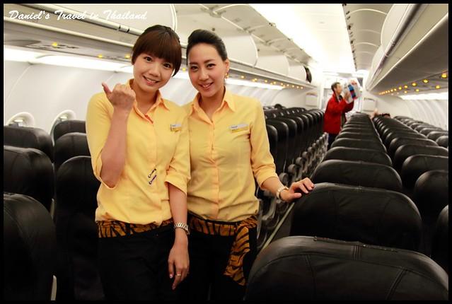 【泰國】台灣虎航台北-泰國清邁航線搭乘初體驗&搭乘廉價航空所應知的注意事項及態度 @小盛的流浪旅程