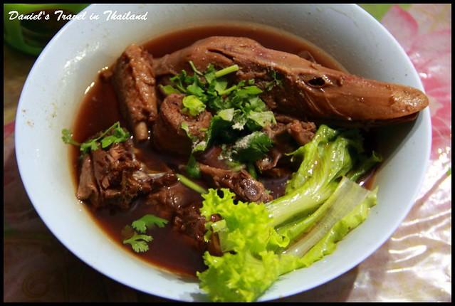 【泰國清邁】清邁門小吃特輯II 美味鴨肉湯麵&土耳其Kabap @小盛的流浪旅程
