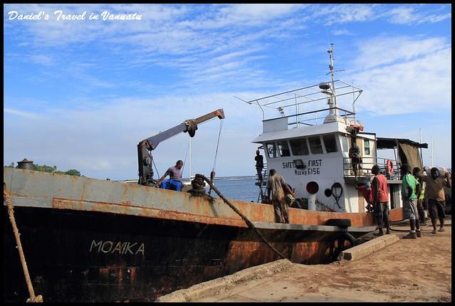 【萬那杜】首都維拉港至塔納島驚滔駭浪船難記行 @小盛的流浪旅程