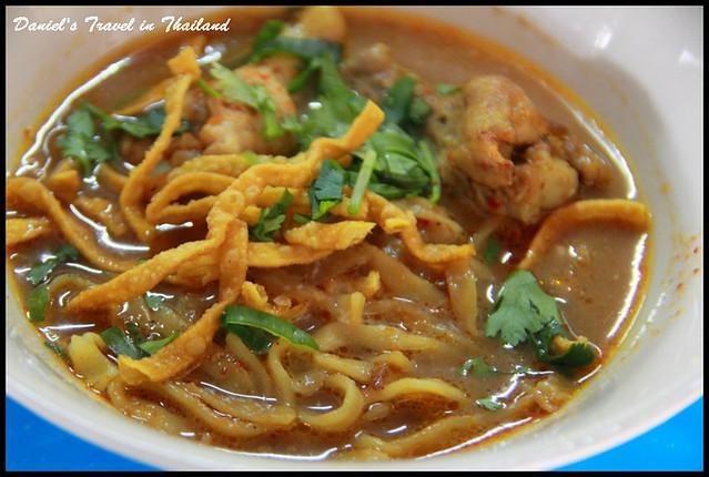 【泰國清邁】Lamdoun Fahrm Khao Soi 必食泰北咖哩麵 沒吃就別說來過清邁 @小盛的流浪旅程