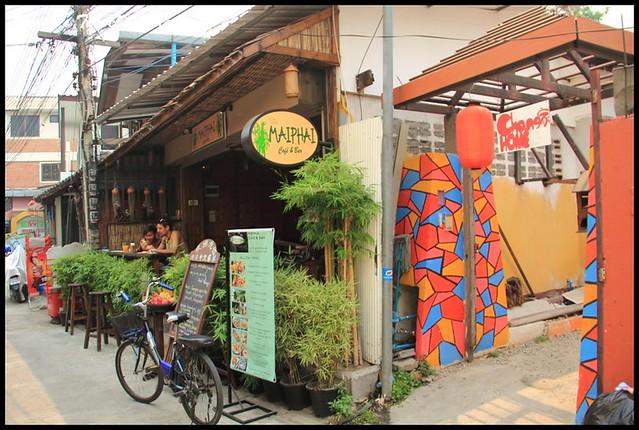 【泰國清邁】小資旅行住宿4 Chang Home Guesthouse 台灣人在清邁開設的背包客棧 @小盛的流浪旅程