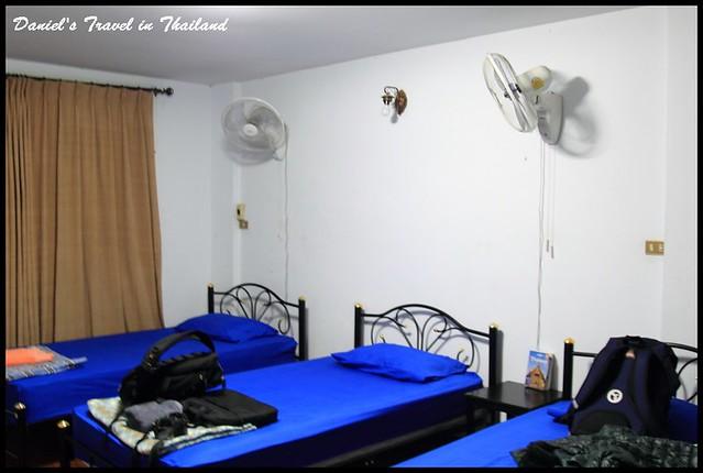 【泰國清邁】小資旅行住宿篇2 Tipsy Manor 位置不錯的平價背包客棧 @小盛的流浪旅程