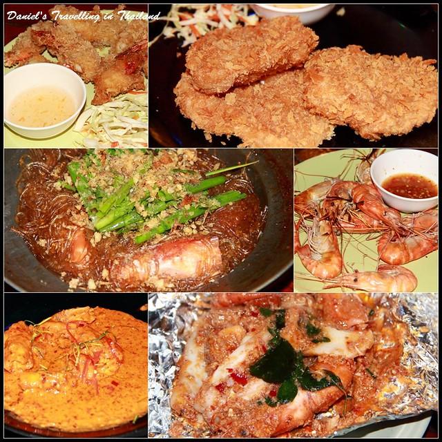【泰國清邁】Andaman Seafood 道地泰式海鮮料理吃到爆 @小盛的流浪旅程