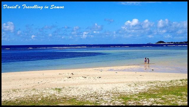 【薩摩亞】薩瓦伊島環島記行 入住薩摩亞最奇妙的傳統房舍 Fale @小盛的流浪旅程