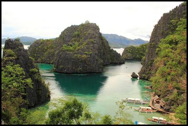 【菲律賓科隆島】探索令人心醉神迷的絕美秘境 極度超值划算的跳島行 @小盛的流浪旅程
