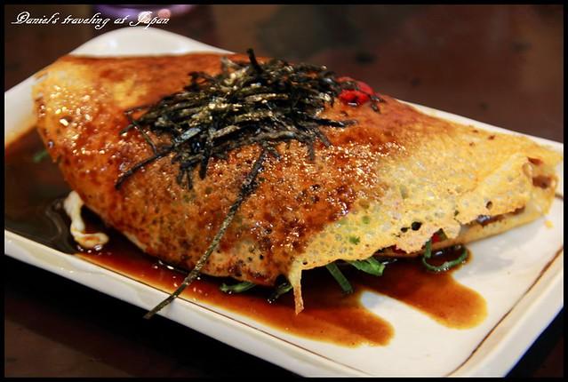 【日本京都】感受日式昭和風情以及詭異美女做陪之壹錢洋食 @小盛的流浪旅程
