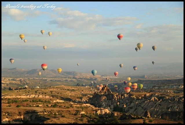 【土耳其】卡帕多奇亞 踏入夢想的旅程 奇妙夢幻的熱氣球之旅 @小盛的流浪旅程