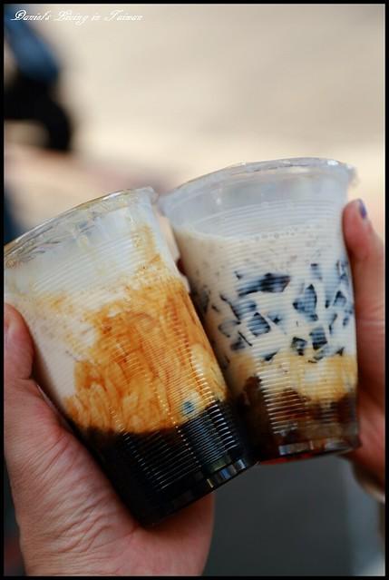 【台北中正】陳三鼎黑糖青蛙鮮奶創始店 公館商圈內超人氣排隊飲品 @小盛的流浪旅程