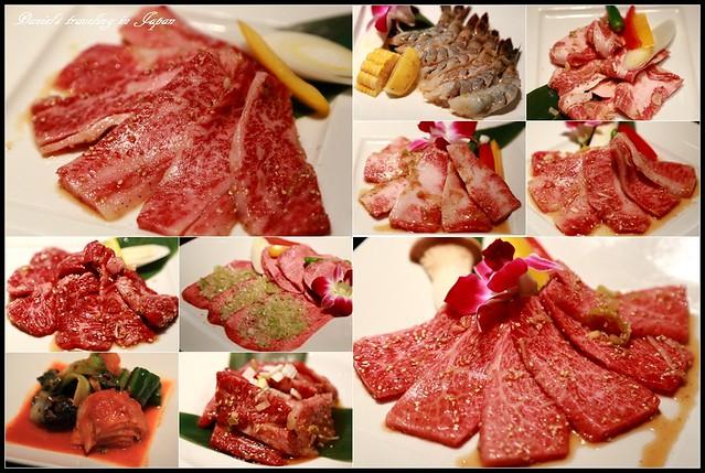 【日本東京】敘敘苑燒肉(叙々苑オペラシティ53)頂級美味單點和牛 附贈東京迷人夜景之高空景觀餐廳 邪惡的燒肉三部曲之趴水 @小盛的流浪旅程