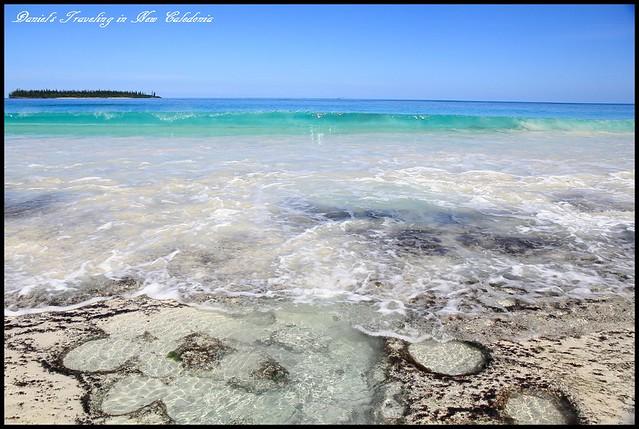【新喀里多尼亞】松樹島Île des Pins露營記 專屬的私密海灘獨享、高檔的頂級蝸牛饗宴以及意外的母親節狂歡派對 @小盛的流浪旅程