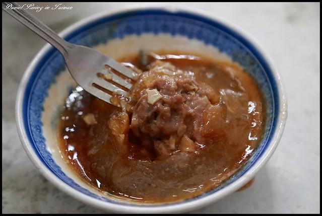 【彰化】八卦山下燒肉圓 飄香超過一甲子的傳統美味 @小盛的流浪旅程