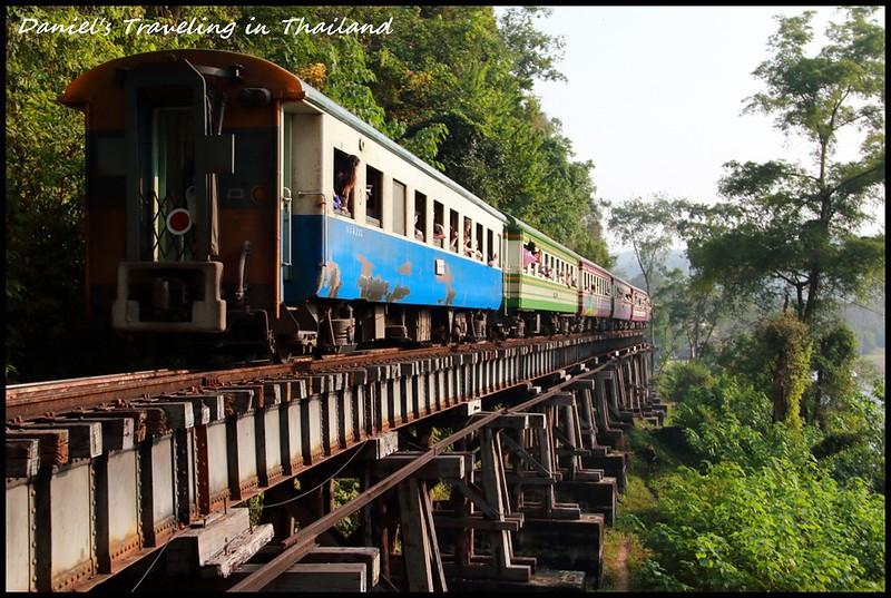 【泰國北碧】探索泰國二戰時期最悲壯的歷史-死亡鐵路鐵道之行(Death Railway) @小盛的流浪旅程