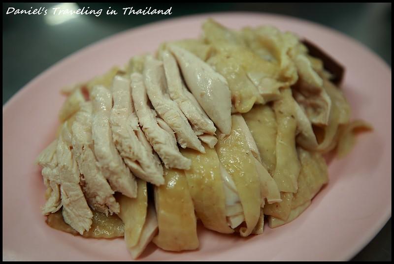 【泰國曼谷】2018象島自駕遊 紅大哥水門雞飯Go-Ang Kaomunkai Pratunam 味道清爽但卻迷人的美味海南雞飯 @小盛的流浪旅程