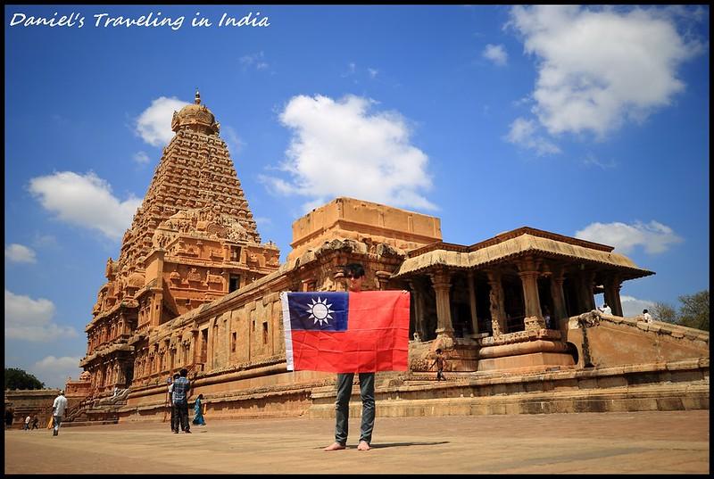 【印度坦賈武爾】布里哈迪希瓦拉神廟Brihadeeswara Temple 探訪世界文化遺產在列 象徵朱羅王朝璀璨歷史之千年神廟 @小盛的流浪旅程