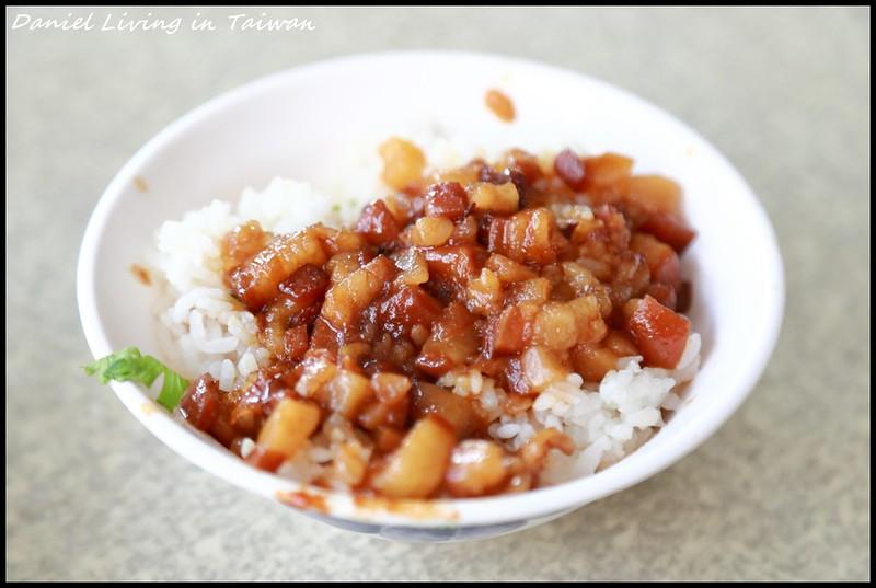 【台南中西】國榮肉燥飯 平價又美味的銅板美食 享受最道地的台南肉燥飯 @小盛的流浪旅程
