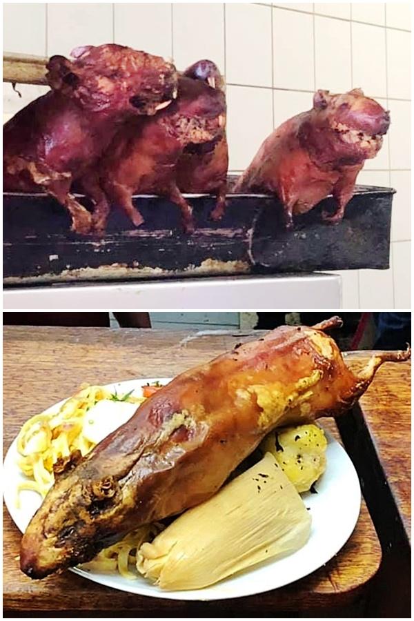 [秘魯, 厄瓜多, 哥倫比亞] Tulipan's Restaurant 安地斯山脈的道地風土料理Cuy 可愛超萌之天竺鼠佳餚 @小盛的流浪旅程