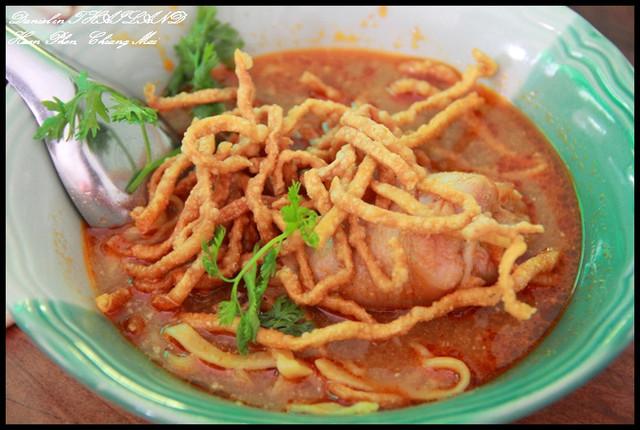 【泰國清邁】小巧玲瓏的人氣泰國料理Huen Phen @小盛的流浪旅程