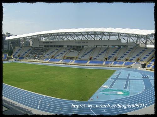 【台北】台灣人的驕傲  – 聽障奧運體育場 @小盛的流浪旅程