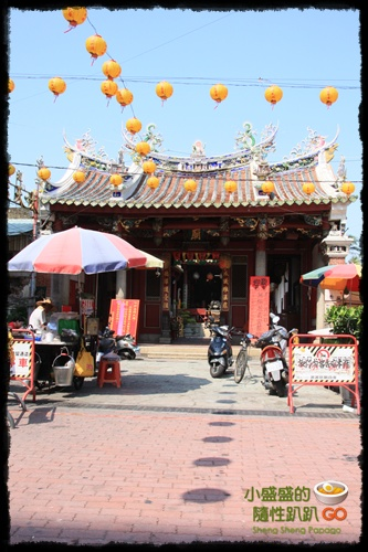 【台南中西區】台南祀典武廟之其實是要去拜文昌君的說 @小盛的流浪旅程