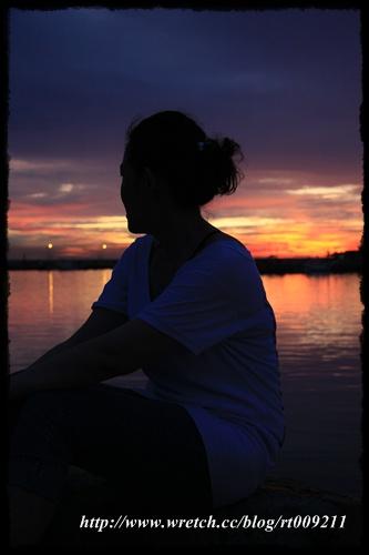 【新竹】南寮漁港隨意外拍 @小盛的流浪旅程