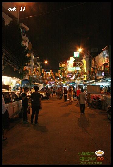 【泰國曼谷‧住】SUK 11 HOSTEL(特色強烈的都市叢林風旅店) @小盛的流浪旅程