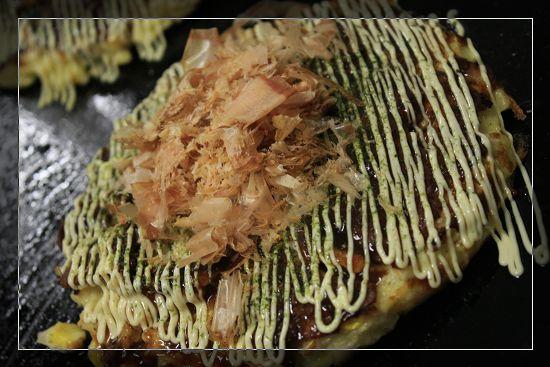【台南中西區】岩本大阪燒之日本師傅所製作的美味大阪燒喔(已歇業) @小盛的流浪旅程