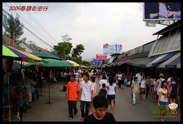 【泰國曼古‧遊】恰圖恰假日市集&NANA STATION @小盛的流浪旅程