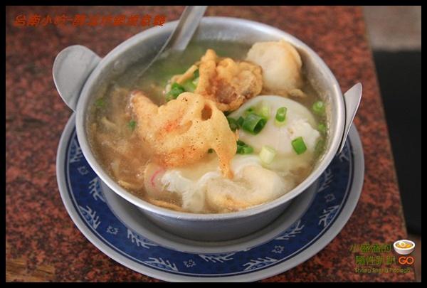 【台南中西區】醇涎坊古早味鍋燒意麵 @小盛的流浪旅程