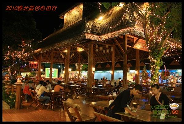 【泰國清萊】清萊Night Bazaar & Clock Tower 更噁心的食材就隱藏在清萊夜市呀XD @小盛的流浪旅程