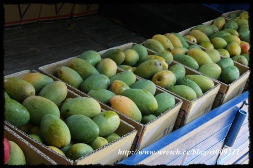 【工商服務時間】台南大內名產土芒果 一年一度的芒果記開跑中 @小盛的流浪旅程
