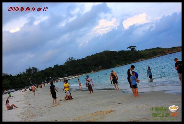 【泰國】璧海藍天的私房島嶼!2009泰國曼谷沙美島自由行 @小盛的流浪旅程
